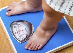 A obesidade infantil é um problema que muitas vezes é estendido para a vida adulta